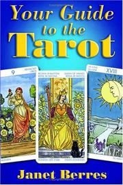 Cover of: Tarot Kit For Beginners