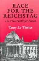 Cover of: Race for the Reichstag | Le Tissier MBE