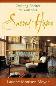 Cover of: Sacred Home