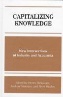 Cover of: Capitalizing knowledge