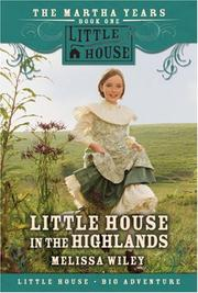 Cover of: Little House in the Highlands