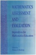 Cover of: Mathematics assessment and evaluation |