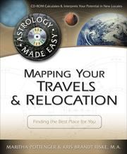 Cover of: Mapping Your Travels & Relocation