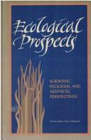 Cover of: Ecological Prospects | Christopher Key Chapple