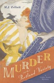 Cover of: Murder At The Portland Variety
