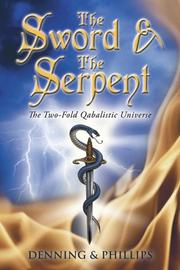 Cover of: The sword and the serpent