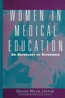 Cover of: Women in medical education |