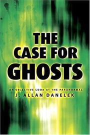 Cover of: Case for Ghosts