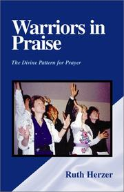 Cover of: Warriors in Praise | Ruth Herzer
