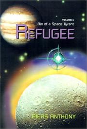 Cover of: Refugee | Piers Anthony