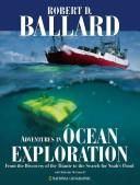 Cover of: Adventures in Ocean Exploration | Robert D. Ballard