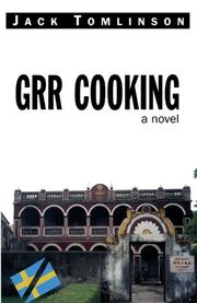 Cover of: Grr Cooking