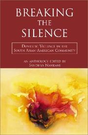 Cover of: Breaking the Silence