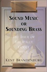 Cover of: Sound Music or Sounding Brass