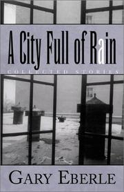 Cover of: A City Full of Rain