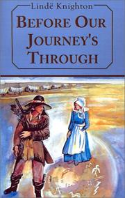 Cover of: Before Our Journey's Through
