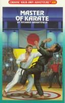 Cover of: Master of karate