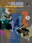 Cover of: Big Book of Jazz Piano Improvisation