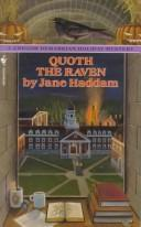 Cover of: Quoth the Raven