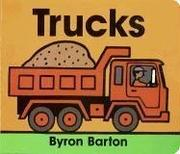 Cover of: Trucks Lap Edition | Byron Barton