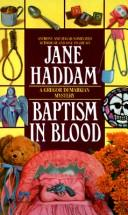 Cover of: Baptism in Blood