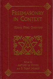 Cover of: Freemasonry in Context