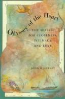 Cover of: Odyssey of the heart | John H. Harvey
