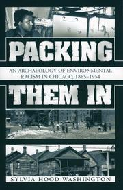 Cover of: Packing Them In