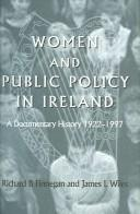 Cover of: Women and public policy in Ireland