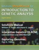 Cover of: Solutions manual for Introduction to genetic analysis, eighth edition