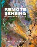 Remote sensing by Floyd F. Sabins