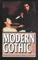 Cover of: Modern gothic |