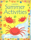Cover of: Summer Activities (Activity Books) | Ray Gibson