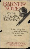 Cover of: Barnes Notes on the Old & New Testaments - Psalms II |