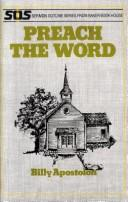Cover of: Preach the Word