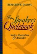 Cover of: The Speaker