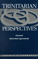 Cover of: Trinitarian Perspectives