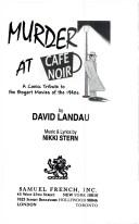 Cover of: Murder at Cafe Noir