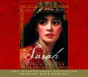 Cover of: Sarah (Canaan Trilogy, Book 1)