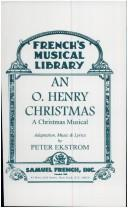 Cover of: An O. Henry Christmas | Peter Ekstrom