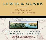 Cover of: Lewis & Clark | Dayton Duncan