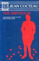 Cover of: impostor | Jean Cocteau
