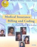 Cover of: Medical insurance billing and coding: an essentials worktext