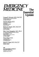 Cover of: Emergency medicine | George R. Schwartz... [et al.].