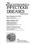 Cover of: Biological and Clinical Basis of Infectious Diseases