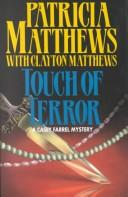 Cover of: Touch of Terror