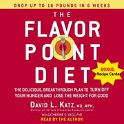 Cover of: The Flavor Point Diet