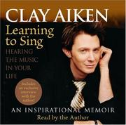 Cover of: Learning to Sing