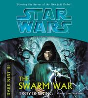 Cover of: The Swarm War (Star Wars: The Dark Nest, Book 3)