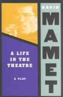 Cover of: A life in the theatre: a play